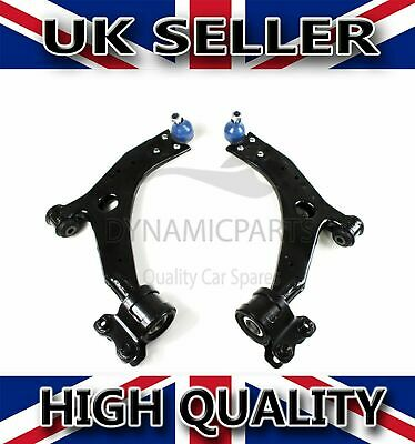 FOR FORD FOCUS MK2 FRONT LOWER SUSPENSION WISHBONE TRACK CONTROL ARMS LH & RH