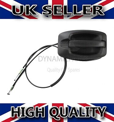 OUTER SLIDING DOOR HANDLE RH OR LH FIA035 *FITS CITROEN RELAY 2006-2014