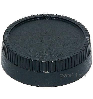 Rear replacement   Lens Cap ,  fits  Nikon  F  film or digital Camera Lenses