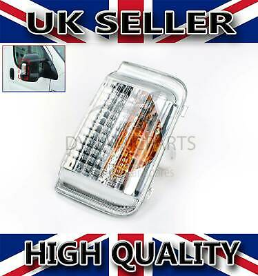 CITROEN RELAY SIDE DOOR WING MIRROR INDICATOR LENS LAMP COVER RIGHT OEM QUALITY