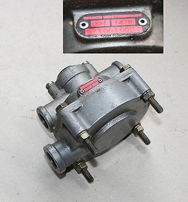 Reparatursatz Kupplungsverstärker WABCO 475 015 001 2