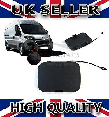 Citroen Relay 2006-2014 Rear Bumper High Quality Insurance Approved UK Seller
