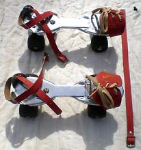 Vintage 1970's Jaco Roller Skates Kingsford Eastern Suburbs Preview