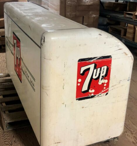 7-up Cooler/Refrigerator
