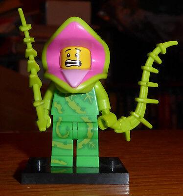 Lego - Halloween - Minifigures Series 14 - Plant Monster - Complete - Retired - Lego Minifigures Series 14 Halloween