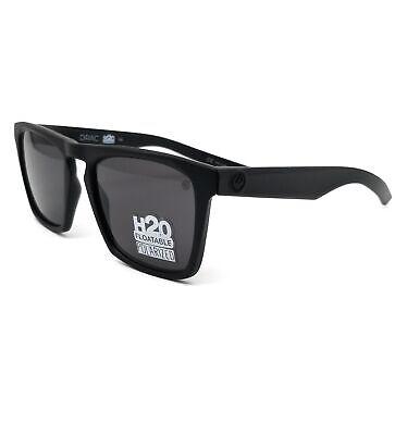 DRAGON Sunglasses DRAC H2O 003 Matte Black Modified Rectangle Men (H2o Sunglasses)