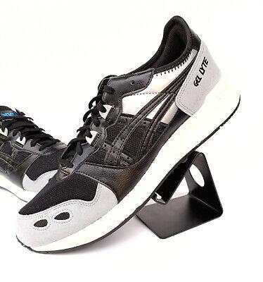 ASICS SportStyle HyperGEL-LYTE Herren Men Sneaker Schwarz Grau 1191A011.001