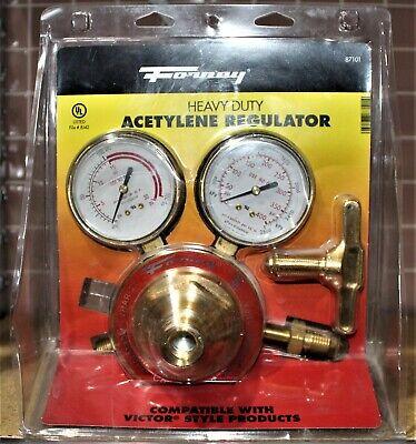 Forney 87101 Victor Acetylene Regulator