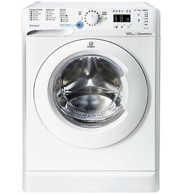 Indesit BWA81483X Free Standing 8KG 1400 Spin Washing Machine A+++ White