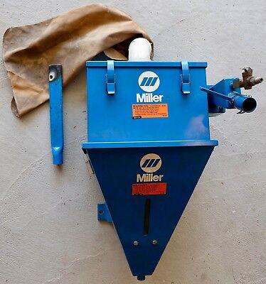 Miller Welder Kc-25 Kc-38 Flux Hopper Free Shipping