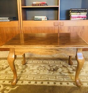 Solid Wood Small Coffee Table
