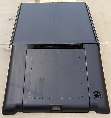 HMMWV M998 HARD TOP KIT Roof Panel w/o Hole,Rear Hatch SLANT BACK HUMMER HARDTOP