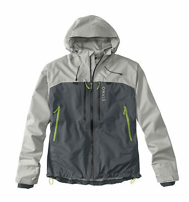 Orvis Ultralight Wading Jacket-XX-Large-Alloy/Ash for sale  Shipping to Canada