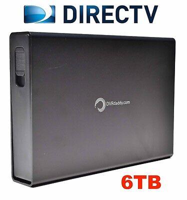 6TB DVR Hard Drive Expander for DirecTV HR34, HR44, HR54, and HS17 DVR Dvr Expander