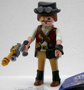 Steampunk-Investigador-Professor-PLAYMOBIL-FIGURAS-11-Ninos-9146-para-fina-Senor