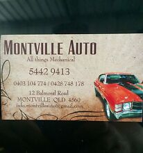 Quality mechanical Servicing, repairs & custom fabrication. Montville Maroochydore Area Preview