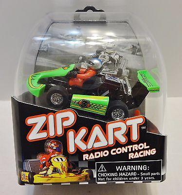 Zip Kart Radio Control Racing Car Westminster New in Sealed - Kart Radio Remote Control Car