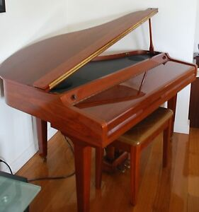 Digital Grand Piano - Samick SGP-101G Kennington Bendigo City Preview