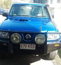 2003 4.2TD Nissan Patrol Wagon ST-L Keperra Brisbane North West Preview