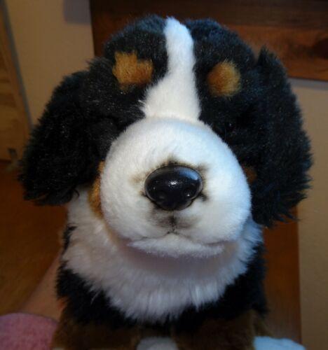 Plush Ganz Webkinz Bernese Mountain Dog No Code~ Plush Only