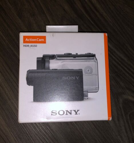 Sony HDR-AS50 HD Action Camera Black HDRAS50/B