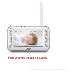 e224ed13b75 116ve45 VTech VM344 Owl Video Baby Monitor   eBay