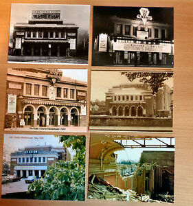 Maidenhead Cinema Postcards Rialto ABC 1928 - 1985