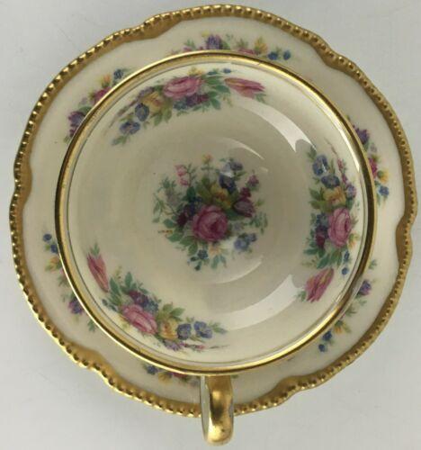 Castleton Rose Demitasse cup & saucer