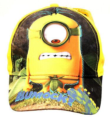 Kindercappy Cappy Kinder Kinderkappe Kappe klein Original Minions ABVERKAUF ()