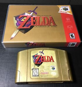 Zelda Ocarina of Time Collectors edition