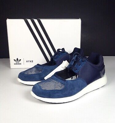 Adidas Originals Tokyo HYKE Trainers Navy Suede Active Breathable Gym UK 6.5 NEW