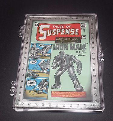 Iron Man 2 Movie Classic Comic Covers Trading Card Set Inserts CC1-CC9