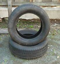 Tyres (2)  215/60 x 16 Kenda radials with good tread Corinda Brisbane South West Preview