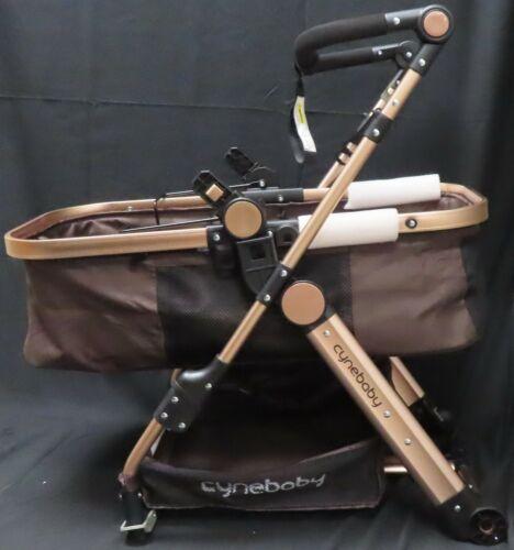 Cynebaby Convertible Bassinet Stroller, Lycra Gold (535-S)