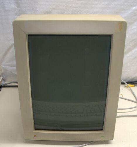 Apple Macintosh Portrait  Display  Monitor Works Ships Worldwide