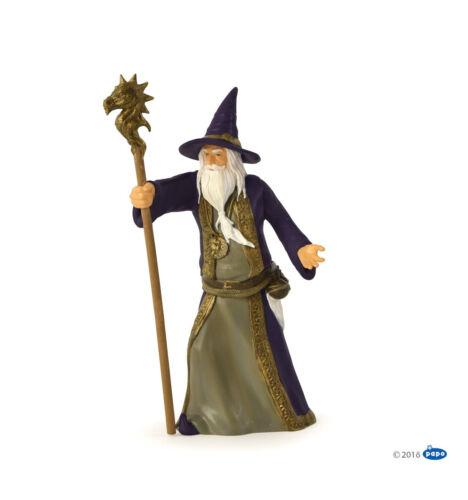 WIZARD Sorcerer 36021 ~ FREE SHIP/USA w/ $25.+ Papo Figurines