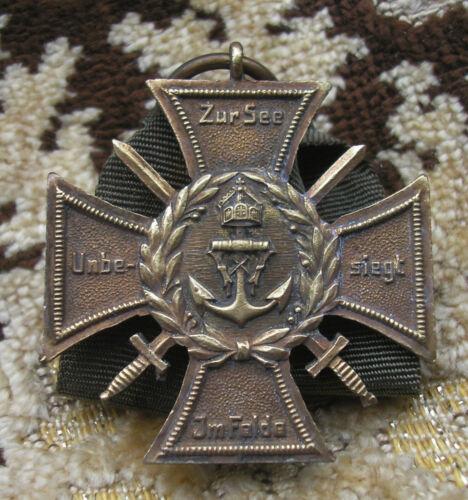 German Badge navy