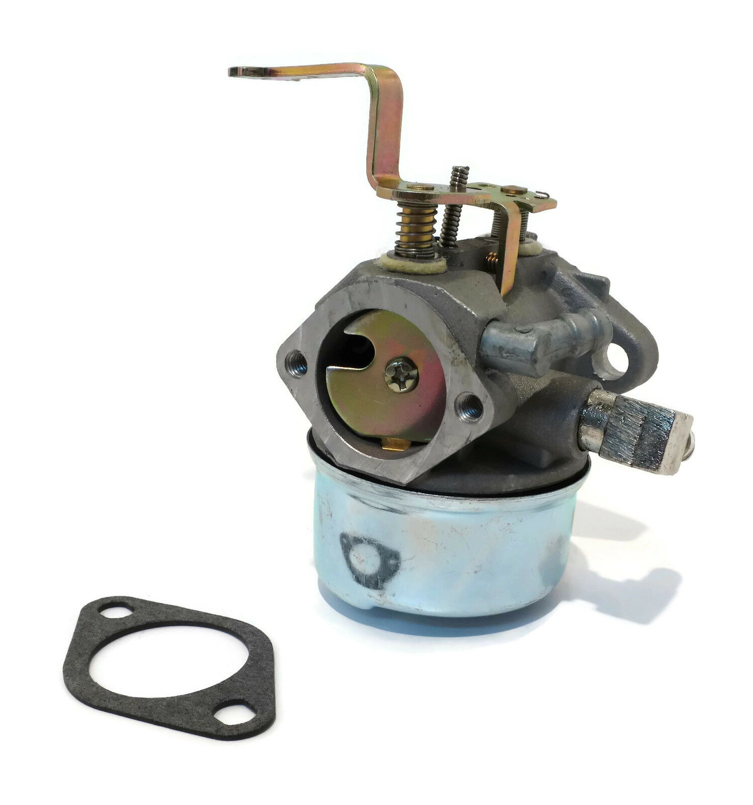 New Carburetor Carb Hm80 Hm100 For Tecumseh 640152a 640023 640051 Diagram Parts List Model H6075506n Tecumsehparts All 640140 640152