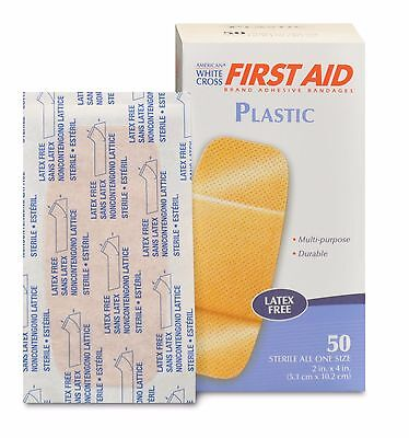 First Aid Only Plastic Bandages - Adhesive Plastic Bandage, First Aid only 2