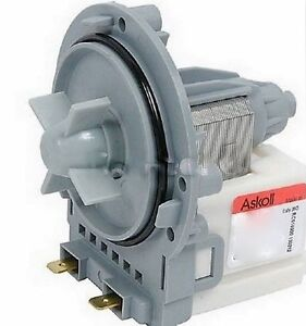 Askoll drain pump for lg washing machines ebay for Lg drain pump motor