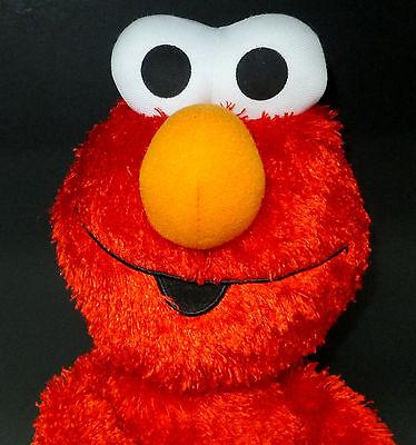 "Fisher Price ELMO Sesame Street Red Stuffed Plush Animal Toy Large 24"""