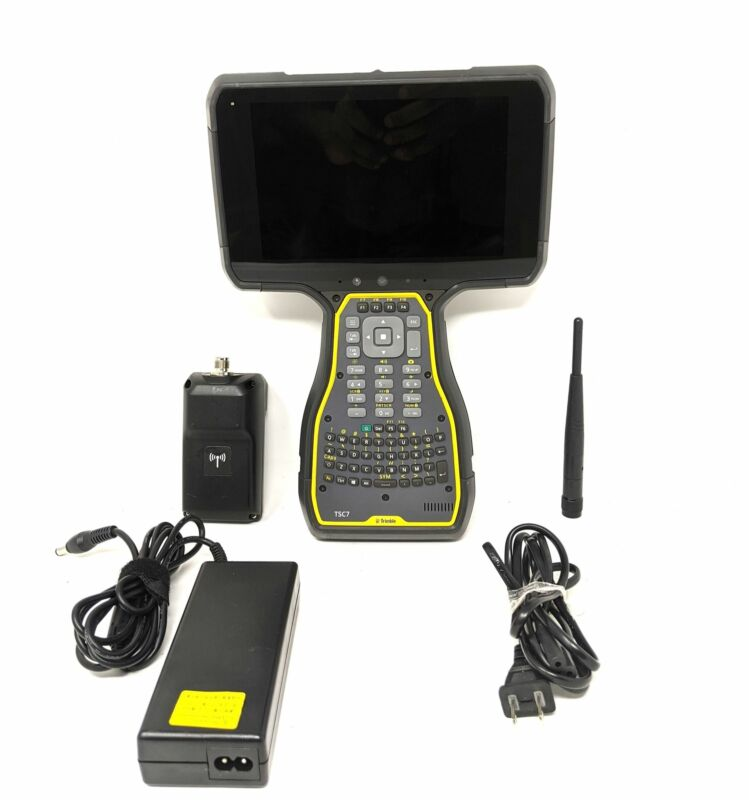 Trimble TSC7 Field Collector with Roading and 2.4Ghz Robotic Module