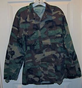 USMC-MARINE-CORPS-Jungle-Camouflage-Jacket-Size-Small-Regular-FREE-Shipping