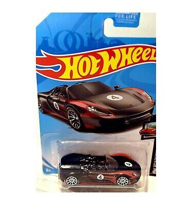 MATTEL Hot Wheels PORSCHE 918 SPYDER 1/5 brand new sealed