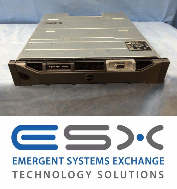 """Dell EqualLogic PS4100XV –24 x 2.5"""" 146GB 15K SAS"""