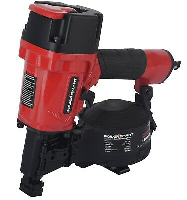 Ps6110 Pneumatic 15-degree Coil Roofing Nailer