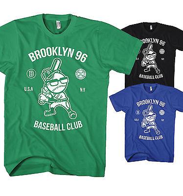 Herren T-Shirt Brooklyn USA Baseball Club New York Sport Party Neu S-5XL BC16217