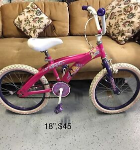 Kids multiple sizes bicycles and much more