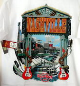 Hard Rock Cafe T-shirts Nashville