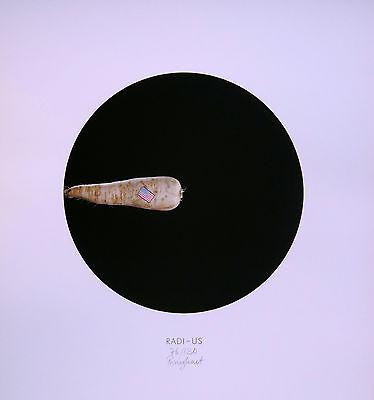 Burghart, Toni, Nürnberg, Original, signiert, verzeichnet, druckfrisch aus 1973